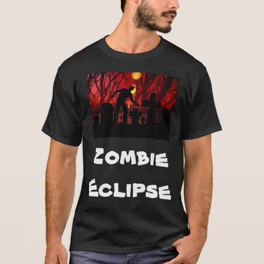 Zombie Eclipse T-Shirt