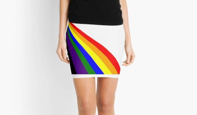 Linear Rainbow by zedpower
